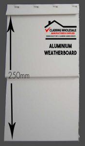 WEATHERBOARD ALUMINIUM WALL CLADDING FROM CLADDING WHOLESALE